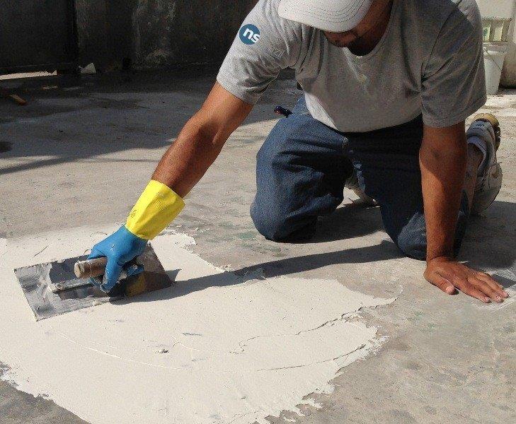 Fabricante de argamassa para piso
