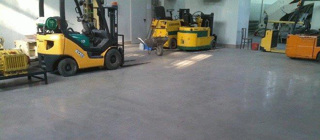 Resina autonivelante para piso