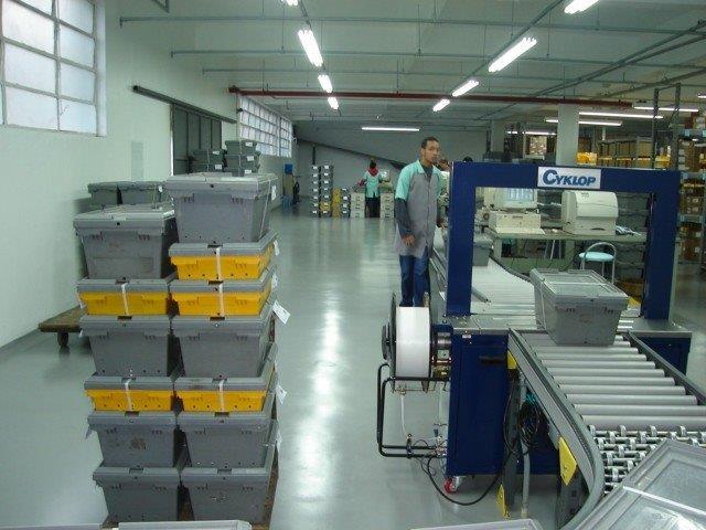 Tinta para piso industrial preço